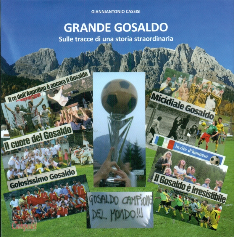 Grande Gosaldo Book Cover
